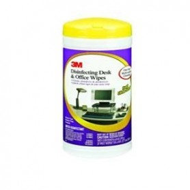 3M CL 564 Disinfecting Desk Wipes