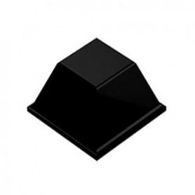3M BUMPONS SJ5018 BLACK  Pack of 100 Nos