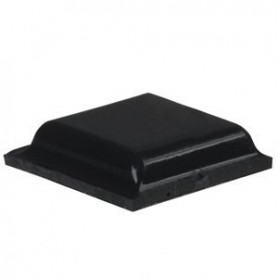 3M BUMPONS SJ5023 BLACK Pack of 100 Nos