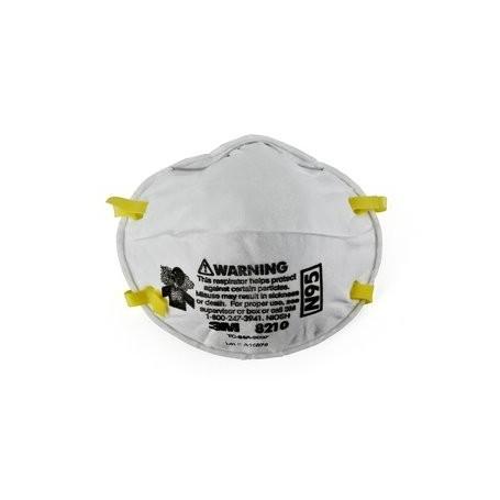 3M 8210 N95 Respirator