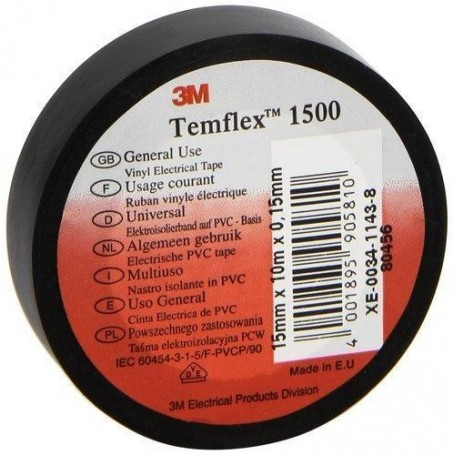 3M Temflex 1500 Tapes