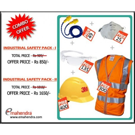 Industrial Safety Pack - I