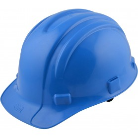 3M Plastic Safety Helmet (Blue)