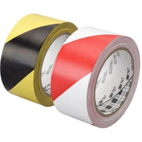 3M Floor Marking tapes 767 Red/White