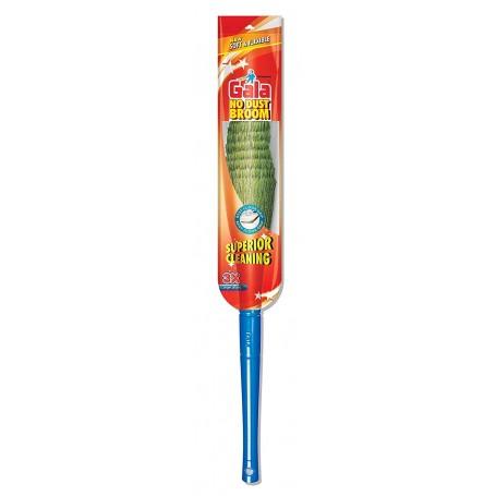 Gala No Dust Floor Broom – Synthetically enginereed bristles – Blue