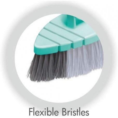 potzero Bathroom Cleaning Comfort Brush (Aqua Green)