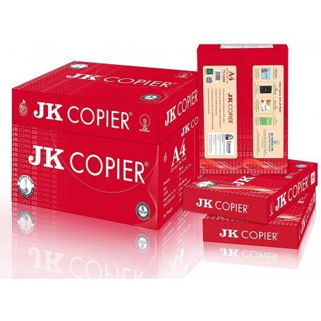 JK Copier 75 GSM A4 500 Sheets Copier Paper Box (5 Reams)