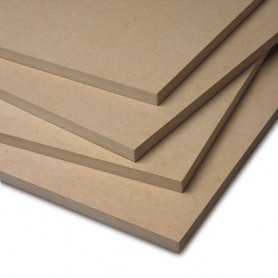 MDF Sheet 18 mm 4ft x 8 ft Plain