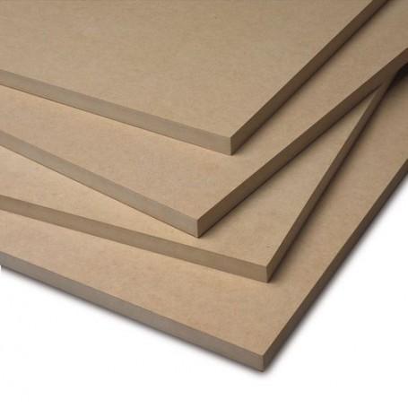 MDF Sheet 18 mm 4ft x 8 ft Plain Century Brand