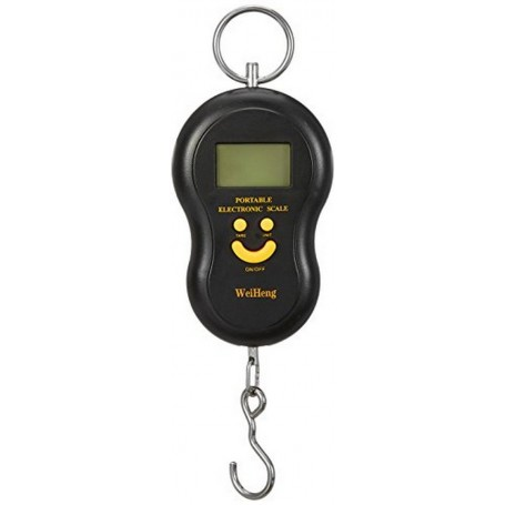 Generic Digital Kitchen Weighing Scale, Luggage Hanging Weight Scale, 45kg