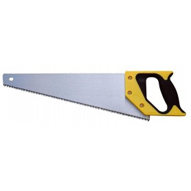 "Powerful Hand Saw 18"" for Professionals and Craftsmen (Yellow)"