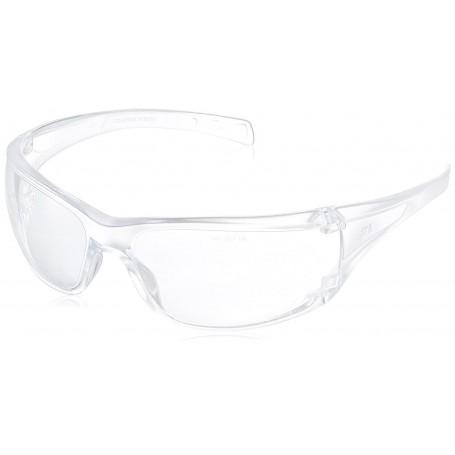 3M Virtua 11819 AP Protective Eyewear, Clear Hard Coat Lens, Pack of 2