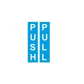 Push Pull Blue Vinyl